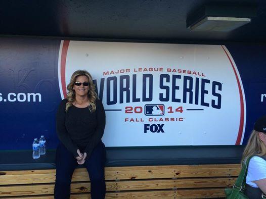 Trisha Yearwood world series