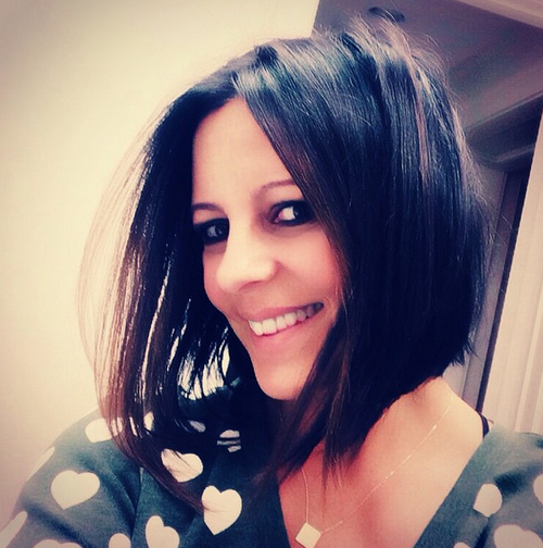 Sara Evans new hair