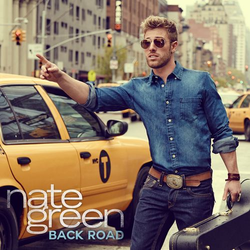 Nate Green, Back Road Single Cover