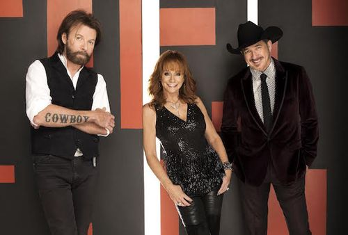 Reba and Brooks and dunn