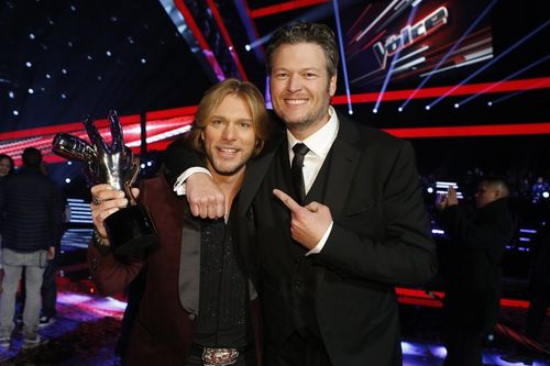 Blake Shelton and Craig Wayne Boyd