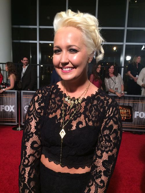 Meghan Linsey, ACCAwards 2014