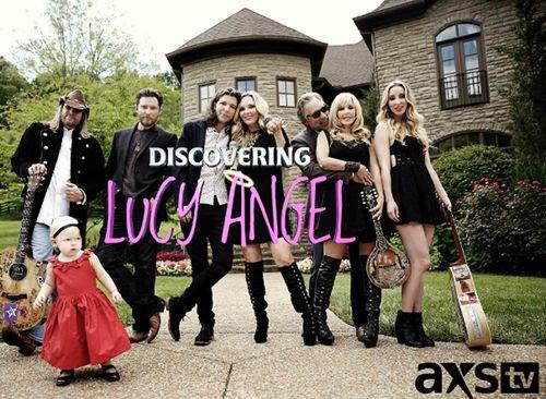 Lucy Angel, Docu-Series