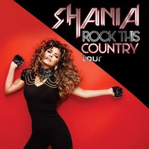 Shania Tour